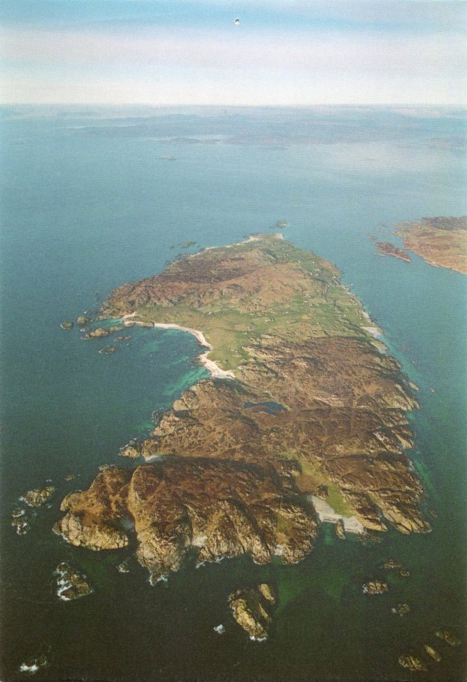 IONA from the sky