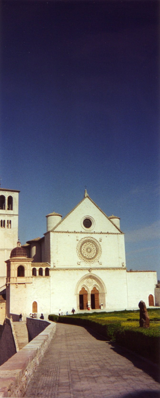 The Basilica in Assisi